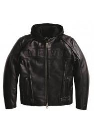 Blouson Harley Davidson / Homme Reflective Road Warrior 3-in-1 en Cuir 98138-09VM
