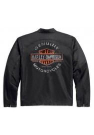 Blouson Harley Davidson / Homme Roadway Classic Noir 98531-13VM