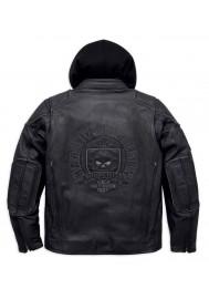 Blouson Harley Davidson / Homme Aurora Willie G Skull 3-in-1 Noir. 98097-16VM