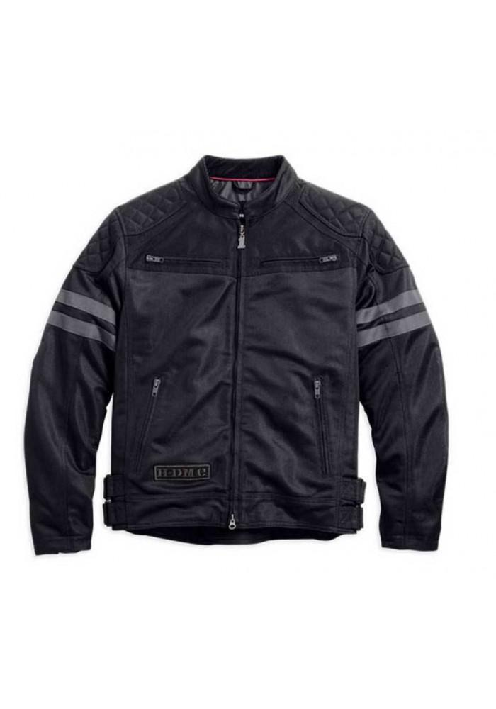 Blouson Harley Davidson / Homme Excam Warrior Coton 98556-14VM
