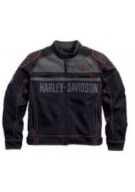 Blouson Harley Davidson / Homme Tailgater Coton 98554-14VM