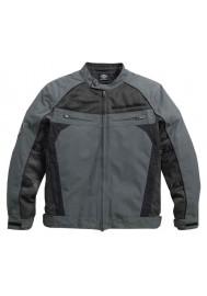 Blouson Harley Davidson / Homme Utilitarian Coton Noir 97124-16VM