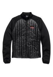 Blouson Harley-Davidson Gear Wheel Noir. 98554-15VM Homme