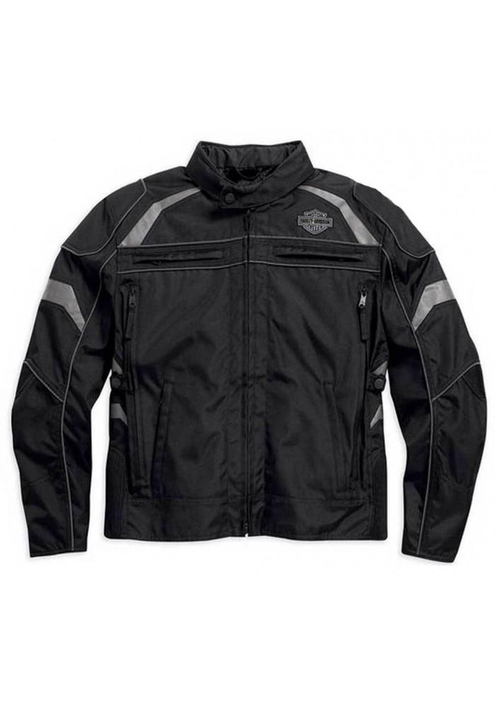 Blouson Harley Davidson / Homme Medallion Reflective Noir. 98082-15VM