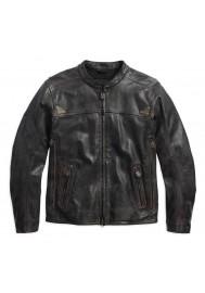 Blouson Harley Davidson / Homme Willie G Skull Edition limitée en Cuir 97097-16VM