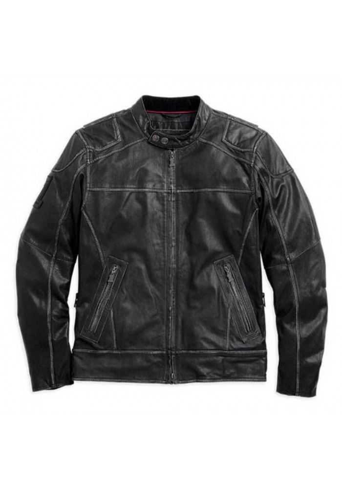 Blouson Harley Davidson Homme / Lone Star en Cuir 98075-14VM