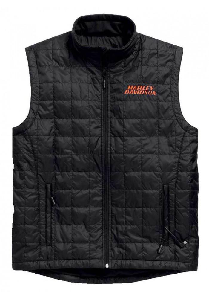 Blouson Harley Davidson Homme / Stimulate Heated Gilet sans manches 98557-15VM