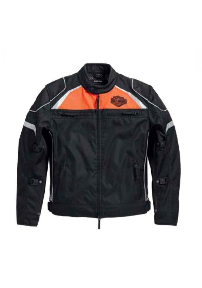 Blouson Harley Davidson Homme / Hi-Vis Switchback Lite Noir 98091-15VM