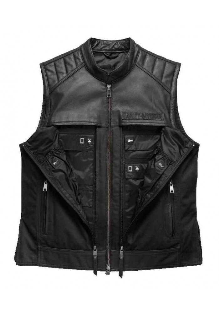 Blouson Harley Davidson Homme / Synthesis Gilet sans manches 98120-17VM