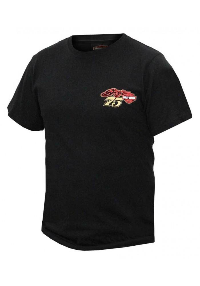 Harley Davidson Homme Sturgis 75th Anniv. Limited Edition T-Shirt 97999-15VM