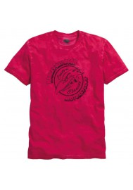 Harley Davidson Homme Custom Classic T-Shirt Manches Courtes, Chili Pepper