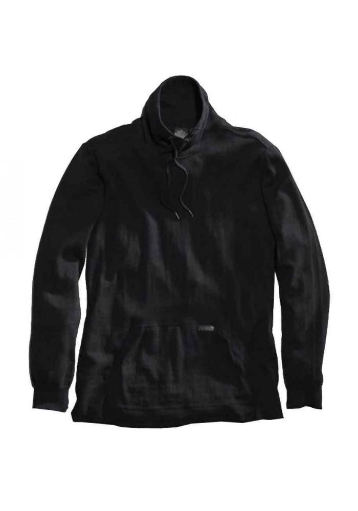 Harley Davidson Homme Pullover , Slim Fit Noir 96062-15VM