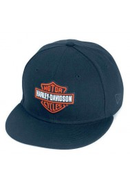 Harley Davidson Homme Bar & Shield Logo 59FIFTY Casquette de Baseball 99515-12VM