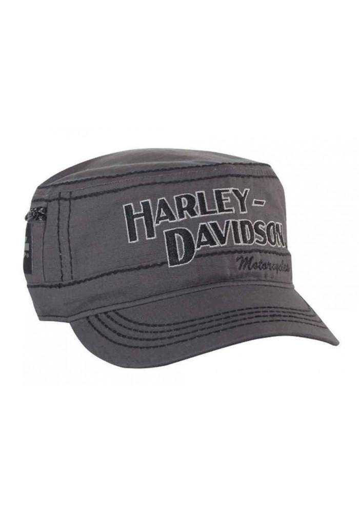 Harley Davidson Homme Painter's Casquette Block H-D Jean's Charbon PC10354