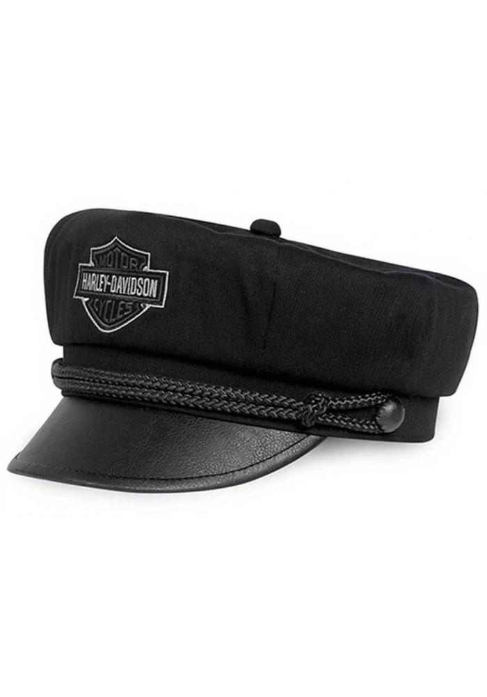 Harley Davidson Homme Bar & Shield Logo Biker Casquette Noir. 99405-15VM