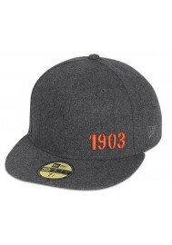 Harley Davidson Homme 1903 59Fifty Casquette de Baseball Gris/Orange. 99407-15VM