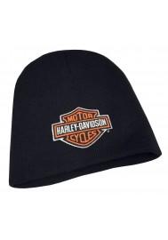 Harley Davidson Homme Bar & Shield Bonnet Noir KNCUS020130