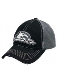 Harley Davidson Homme Screamin' Eagle Distressed Patch Casquette de Baseball HARLMH0259