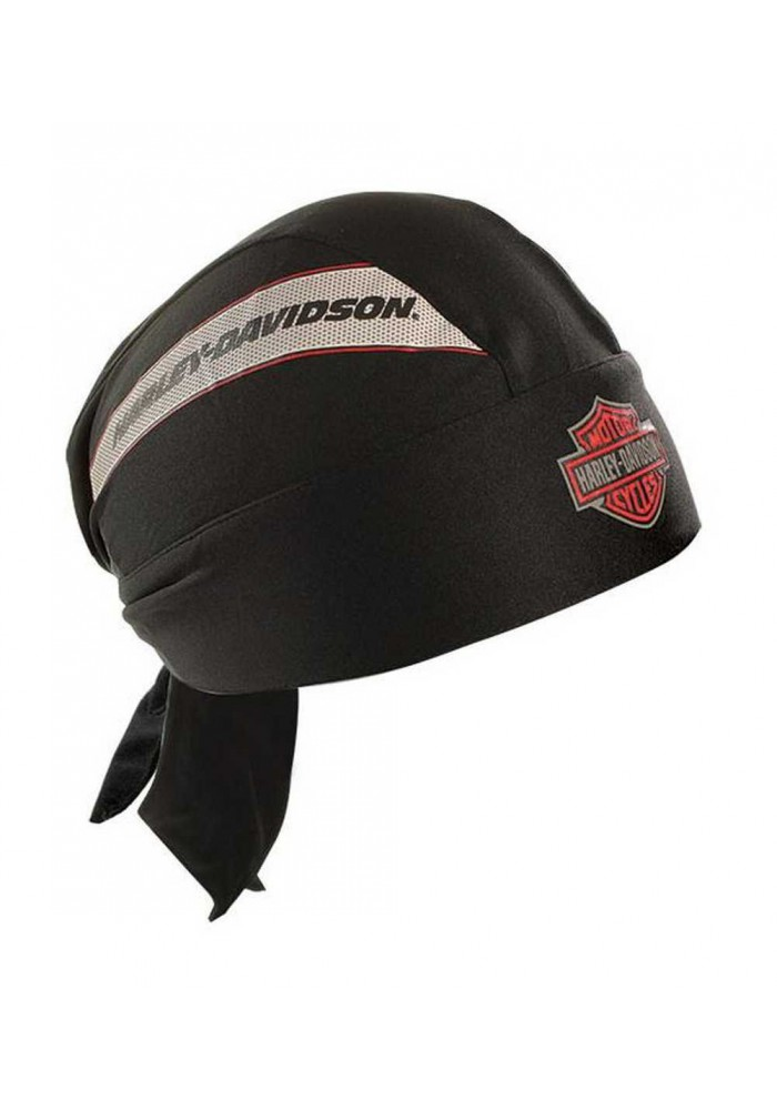 Harley Davidson Homme bandana H-D Tank Bar & Shield Moisture Wicking HW04730