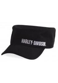 Harley Davidson Homme Flat Top Casquette 99461-10VM