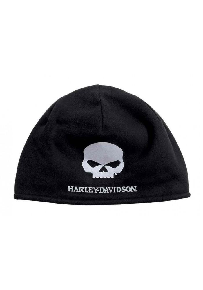 Harley Davidson Homme Willie G Skull Cold Polaire Noir 99430-16VM