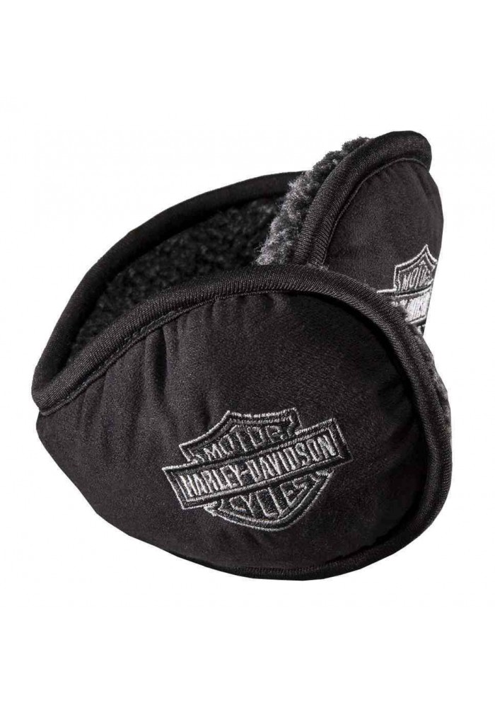 Harley Davidson Homme Bar & Shield Foldable Ear Warmer 97642-16VM