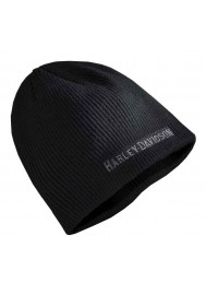 Bonnet Harley Davidson Homme Rib Noir 97647-16VM
