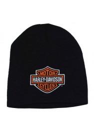Harley Davidson Homme Firefighter 3D Bonnet Noir KN126830