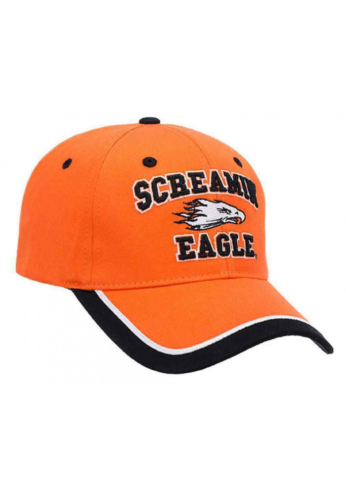 Harley Davidson Homme Screamin' Eagle Graduate Casquette de Baseball Orange HARLMH0285