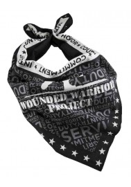 Harley Davidson Homme Wounded Warrior Project Graphic Bandana Noir 99453-16VM