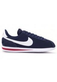 Nike Cortez Bleu Marine en Toile Ref: 844856-410 / Homme