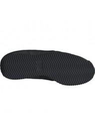 Nike Cortez Noir en Toile Ref: 844856-001 / Homme