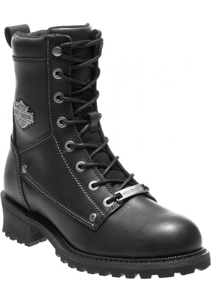 chaussures bottes harley davidson benteen moto hommes d96154. Black Bedroom Furniture Sets. Home Design Ideas