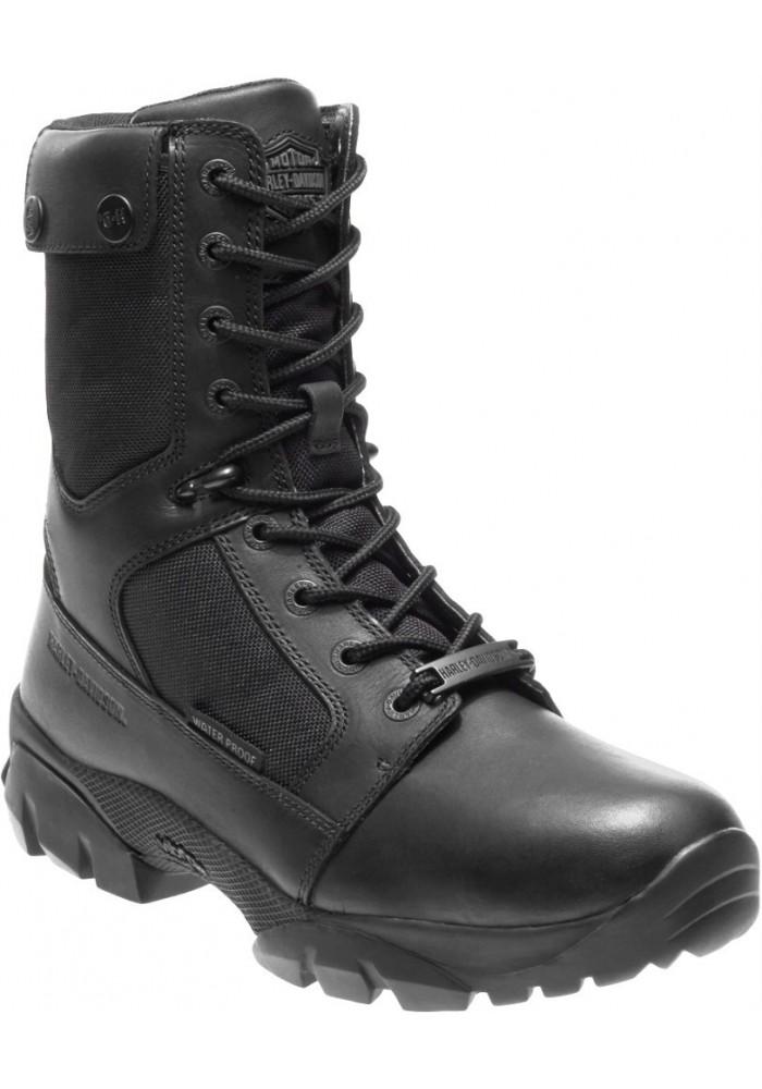 Chaussures / Bottes Harley Davidson Britford Waterproof Moto Hommes D96141