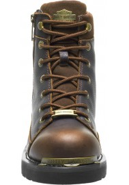 Chaussures / Bottes Harley Davidson Chipman Moto Hommes Marron D93493