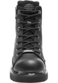 Chaussures / Bottes Harley Davidson Chipman Noir Moto Hommes D93492