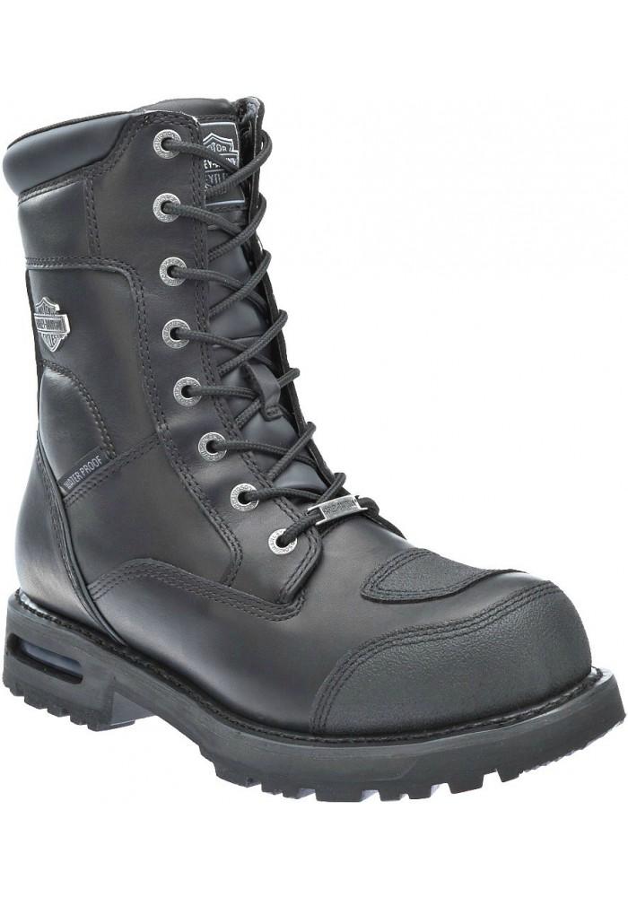 Chaussures / Bottes Harley Davidson Richfield Waterproof Moto Hommes D96121