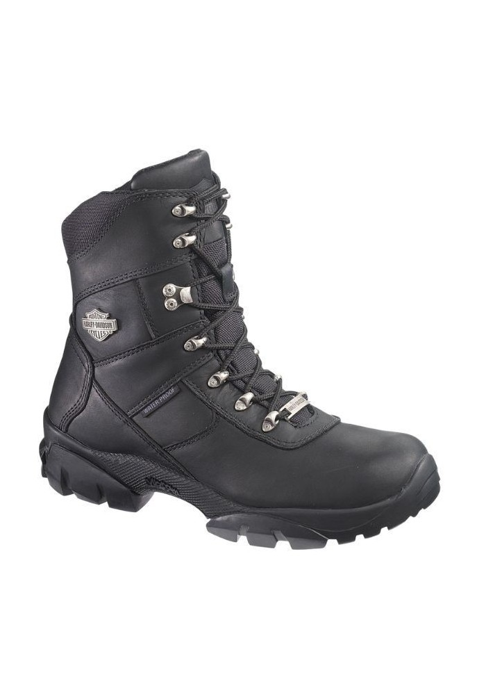 Chaussures / Bottes Harley Davidson Felix Waterproof Moto Hommes – D95333