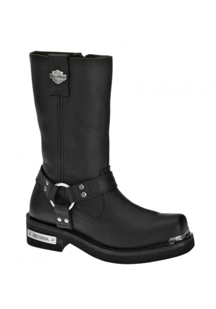 Chaussures / Bottes Harley Davidson Landon Noir Moto Hommes D96047