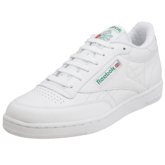 tennis reebok classic club c blanche hommes shoemaniaq. Black Bedroom Furniture Sets. Home Design Ideas