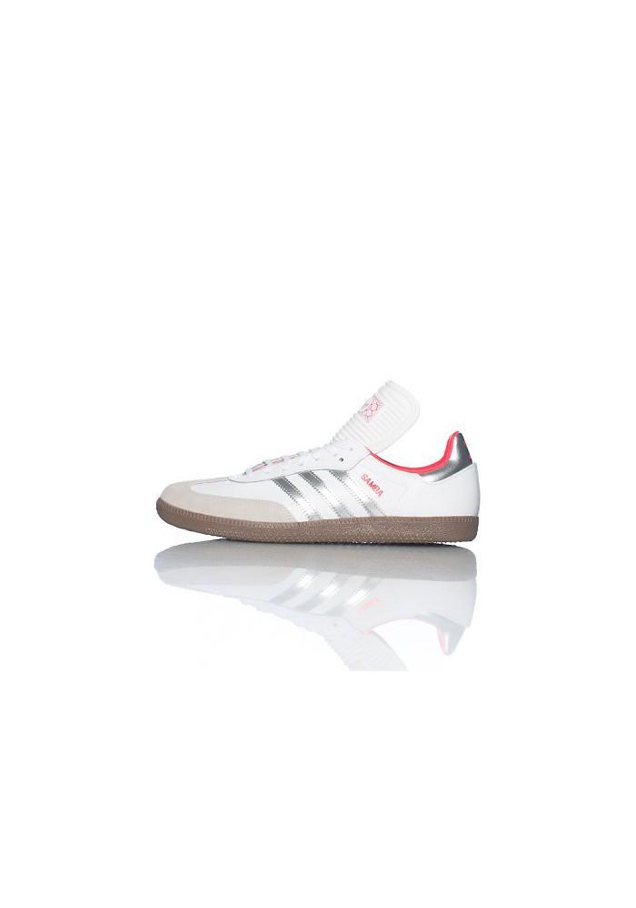 Basket Adidas Originals Samba Classic Blanche (Ref : G98037) Chaussure Hommes mode