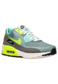 Running Nike Air Max 90 Jacquard Volt (Ref : 669822-300) Chaussure Hommes mode 2014