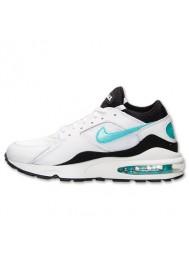 Running Nike Air Max 93 RETRO (Ref : 306551-103) Hommes Running