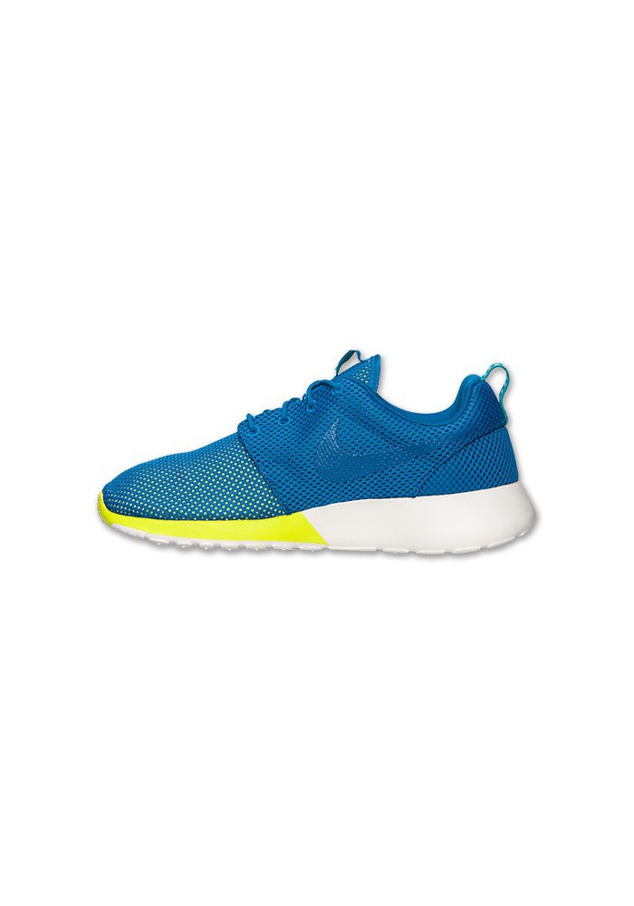 Chaussures Hommes Nike Rosherun Bleu (Ref : 511881-400) Running