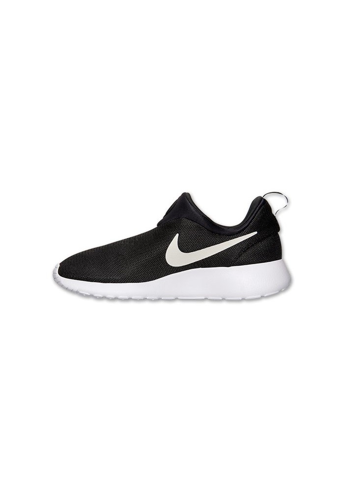 Chaussures Hommes Nike Rosherun Slip On Noir (Ref : 644432-001) Running