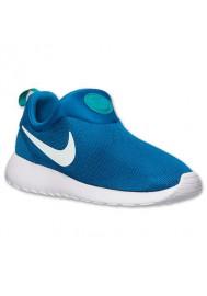Chaussures Hommes Nike Rosherun Slip On Bleu (Ref : 644432-401) Running