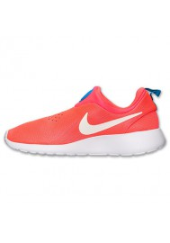 Nike Roshe Run Homme / Slip On Rouge (Ref : 644432-601) Running