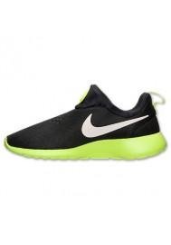 Nike Roshe Run Homme / Slip On Noir (Ref : 644432-007) Running