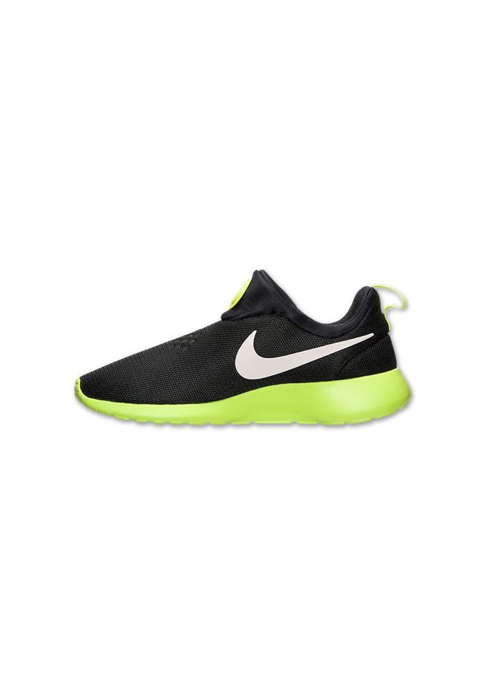 Chaussures Hommes Nike Rosherun Slip On Noir (Ref : 644432-007) Running
