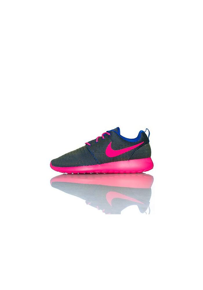 Chaussures Femmes Nike Rosherun Bleu (Ref : 511882-467) Running